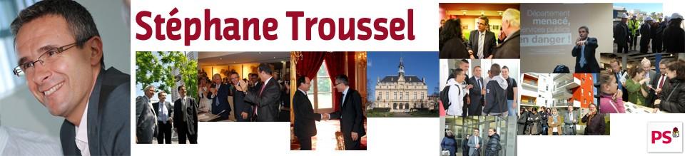 Le blog de Stéphane Troussel